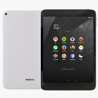 nokia n1 natural aluminum 3ds