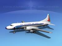 max propellers convair 340 airlines