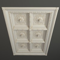 3ds max classic ceiling