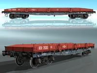 3ds max rail platform m13-h453