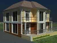Exterior Villa Project