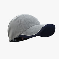 39 Thirty Football Cap - Gray