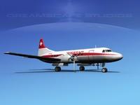 propellers convair 340 dwg