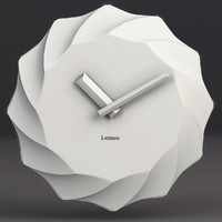 wall clock lemnos max