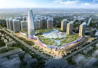3d modular business center model