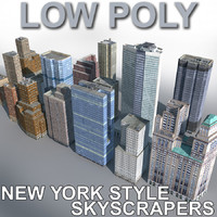3ds max new york style 2
