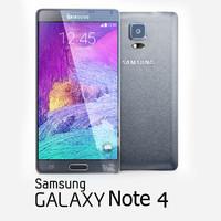 samsung galaxy note 4 obj