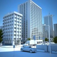 HD City - White-2
