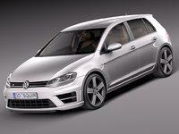 2015 5-door volkswagen 3d 3ds