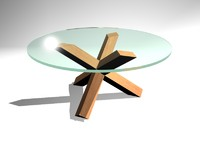 La Rotonda table
