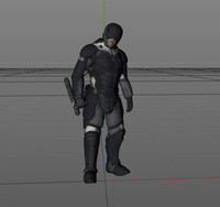 3d model patrol