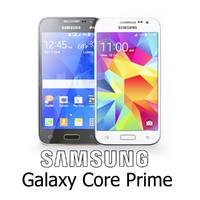 3d max samsung galaxy core prime