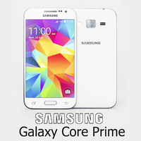 3dsmax samsung galaxy core prime