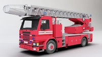 Fire Fighting & Rescue Vehicle