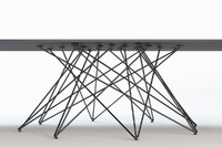 3d model octa table
