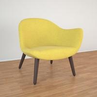 3d mad poliform armchair