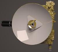 3d max probe new horizons
