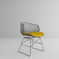 chair offices residential 3d model