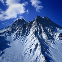 Snow Mountain 1