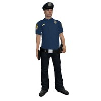 max rigged police officer 6