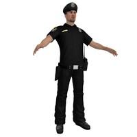 maya police officer