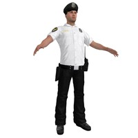 police officer 3 max