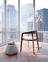 3d hight corvo chair model