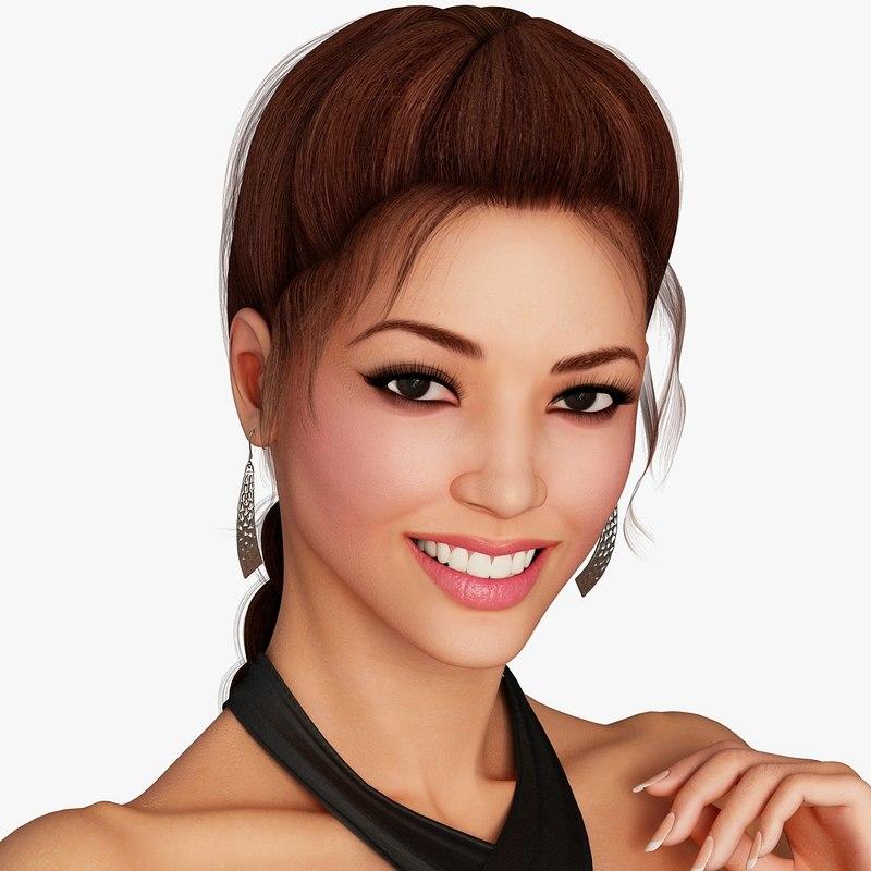 Asian Women Originally 59