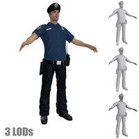 police officer 6 max