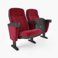 3d figueras 5039 premier chair model