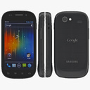Samsung Galaxy Nexus S 3D models