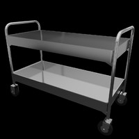 max asset food trolley beverage