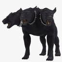 Hellhound 3D models