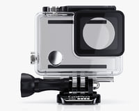3ds max case gopro hero4 hero3