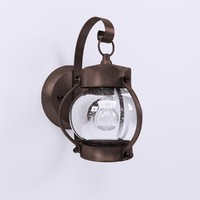3d model astoria wall lamp