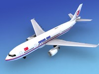 3d airline airbus a300 air