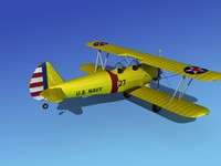 3ds pt-17 stearman
