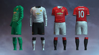 Manchester United 2014/2015 Jerseys