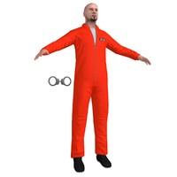 3d prisoner 2 model
