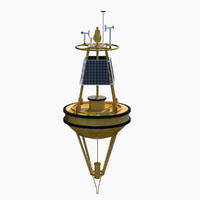 3d weather buoy
