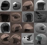 motorbike helmets 16 3ds