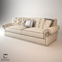 3d model visionnaire sofa enea
