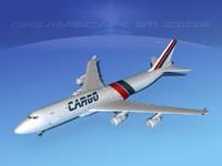 maya boeing 747 747-8 747-8i