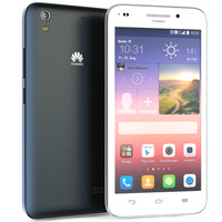 Huawei Ascend G620s Black and White