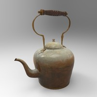 Kettle Copper Old Rustic