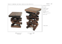 3d hudson dwan falo stools