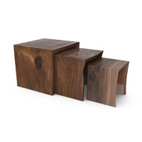 3ds max hudson nesting end table