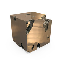 hudson rock end table 3d max