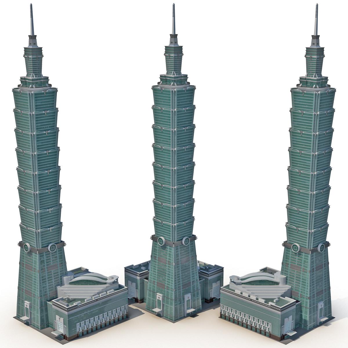 Taipei Brand Dc Tower