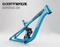 commencal downhill mountain bike 3d 3ds